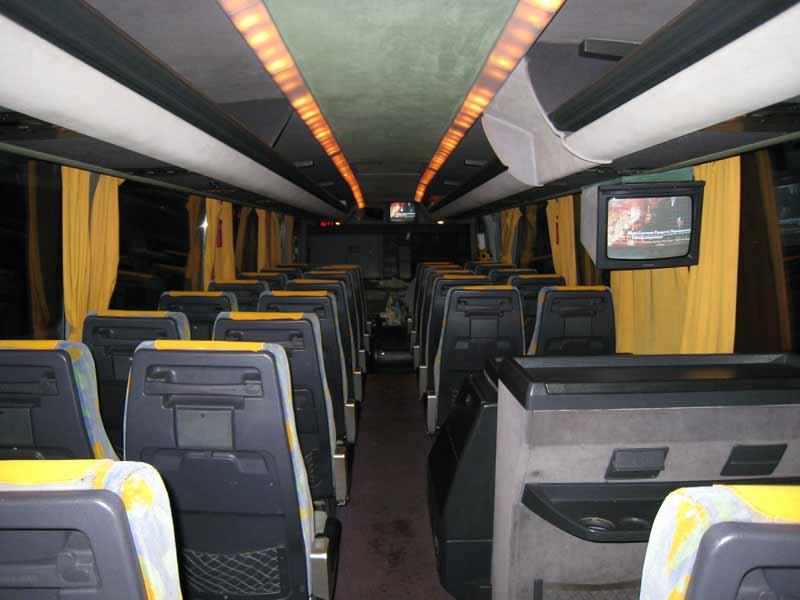 автобус Mercedes Benz 0350